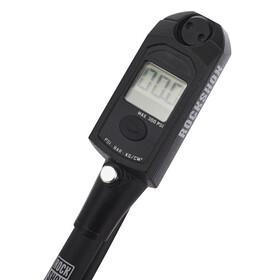 RockShox pompe fourche/amortisseur digitale - Pompe à vélo - 300 PSI noir